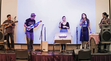 Chicano band inspires audience